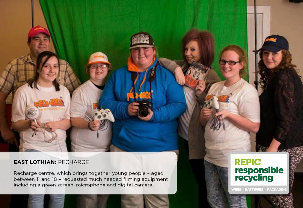 Repic 10k Giveaway - East Lothian