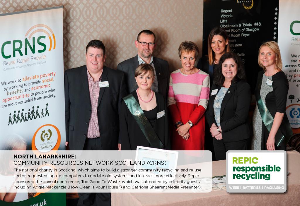 Repic 10k Giveaway - North Lanarkshire