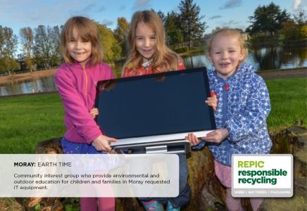 Repic 10k Giveaway - Moray