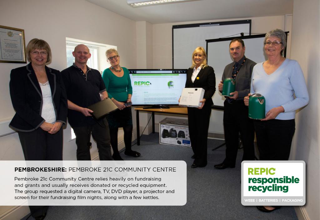 Repic 10k Giveaway - Pembrokeshire
