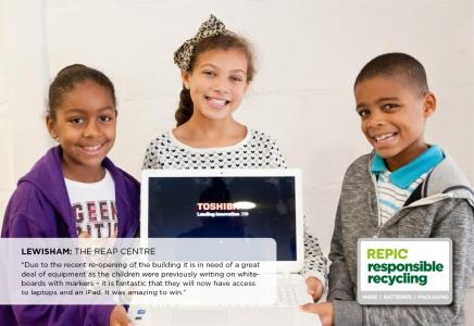 Repic 10k Giveaway - Lewisham Winners